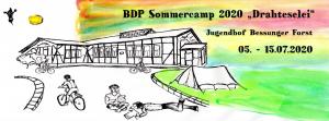 Sommercamp 2020 @ Jugendhof Bessunger Forst